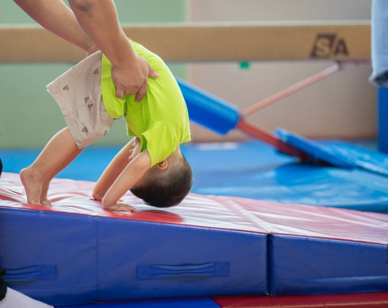 When is the Best Time to Sign Your Child Up for Gymnastics?