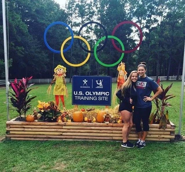 junior olympic gymnastics training