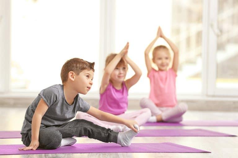 Preschool Gymnastics: Advantages of Getting a Head Start
