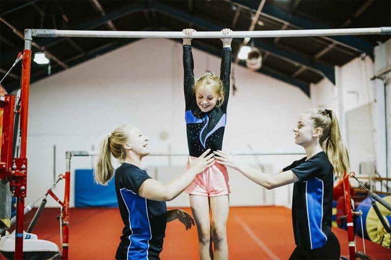 How Gymnastics Improves Friendships