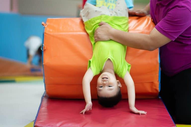 5 Ways Gymnastics Can Benefit Your Toddler
